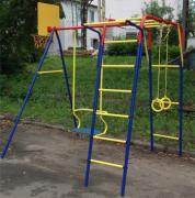 Уличный детский спортивный комплекс Пионер Юла ТК дачный