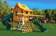 Play Nation Детский игровой комплекс Горный дом Deluxe