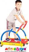 Тренажер детский механический Moove&Fun Велотренажер SH-002W