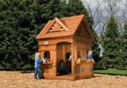 Игровой домик Rainbow Playhouse Design 1