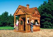 Игровой домик Rainbow Playhouse Design 2