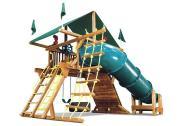 Игровая площадка Rainbow Sunshine Castle Pkg I Spacesaver