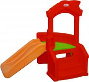 Little Tikes Игровой комплекс Climb & Slide Playhouse
