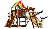 Игровая площадка Rainbow Sunshine Clubhouse Pkg III RYB Light