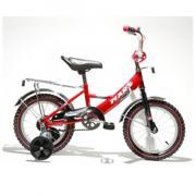"""Велосипед 2-х колесный Mars 12"""" С1201 black/red (чёрно/красный)"""