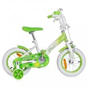 "Велосипед Wind Lively 12""1-spd, зеленый"