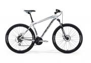 "Велосипед merida big 7 20md size: 17"" 14 white (grey/black) (37430)"