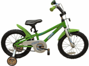 "Велосипед Ride 16"" Light Green"