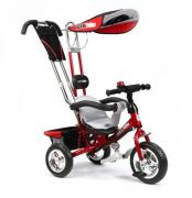 """Велосипед 3-колесный Lexx Trike 10""""/8"""" красный 1104591"""