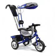 """Велосипед 3-колесный Lexx Trike 10""""/8"""" синий 1104592"""