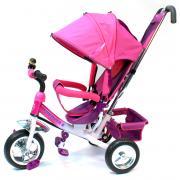 Детский трехколесный велосипед Formula F-3000 (Pink) с родительской...