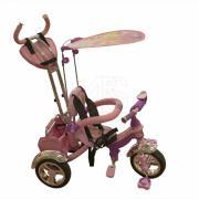 Велосипед 3-х колесный Mars TRIKE РОЗОВ/ФИОЛЕТ KR01Hрис