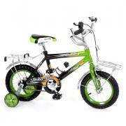Велосипед Leader Kids G12M110 салатовый