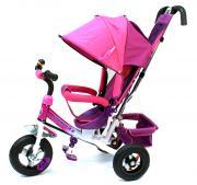 Детский трехколесный велосипед Formula F-5000 (Pink) с родительской...