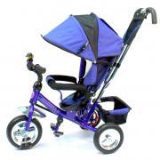 Детский трехколесный велосипед Formula F-3000 (Blue) с родительской...