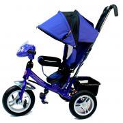 Детский трехколесный велосипед Formula F-7000 (Blue) с родительской...