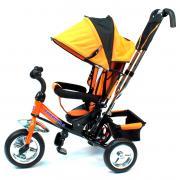 Детский трехколесный велосипед Formula F-3000 (Orange) с родительской...