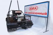 Мотобуксировщик КОЙРА мини. Трансмиссия - редуктор. | KOiRA mini (6,5...