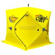 Палатка зимняя Куб Holiday Fishing HOT CUBE 3 175x175x195