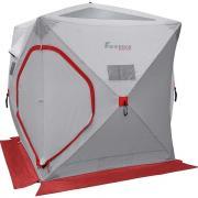 """Палатка для зимней рыбалки Nova Tour """"Куб"""", цвет: серый"""