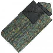 """Спальный мешок Onlitop """"Богатырь"""", цвет: хаки, правосторонняя молния"""