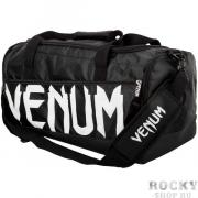 Сумка Venum Sparring - Black/White Venum