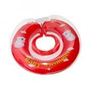 Надувной круг Baby Swimmer Клубничка BS12R