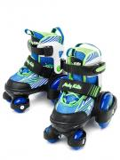Коньки Moby Kids Blue 26-29 64615