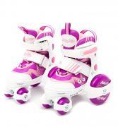Коньки Moby Kids Purple 26-29 64617