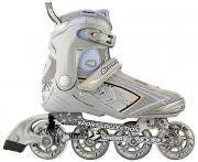 Спортивная коллекция Роликовые коньки СК SPIDER gray