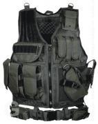 Тактический разгрузочный жилет UTG Leapers, чёрный