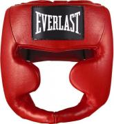 "Шлем боксерский Everlast ""Martial Arts Leather Full Face"", цвет:..."