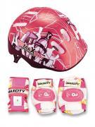Набор защиты для детей MaxCity Baby City (красный)