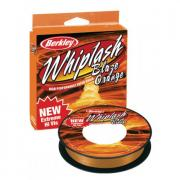 Леска Плетеный шнур BERKLEY WHIPLASH BLAZE ORANGE 0,16