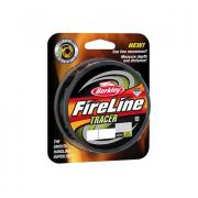 Леска Плетеный шнур BERKLEY FIRELINE FUSED TRACER 0.12 (6.8кг)