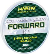 Леска MARUTO Forward Ice Clear 30 м
