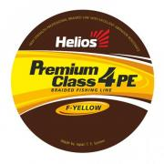 Шнур плетёный Helios Premium Class 4 PE Braid 0.15mm 92m Fluorescent...