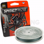 Леска плетеный шнур SPIDERWIRE DURASILK GREEN d-0.06
