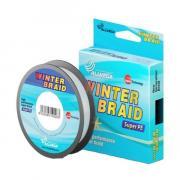 Леска Allvega Winter Braid Strands 30m 0.22mm Grey