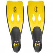 """Ласты Fashy """"Swim Fins"""", цвет: желтый. Размер 40/41"""