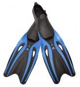 """Ласты для плавания """"WAVE"""", цвет: сине-черный. Размер 39-41. F-6869"""