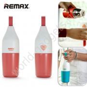 Термос Remax Honey Series (розовый)