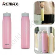 Термос Remax Sky Series (розовый)