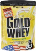 "Протеин сывороточный Weider ""Gold Whey"", банан, 500 г"