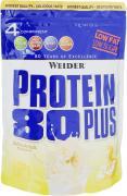 "Протеин Weider ""Protein 80 Plus"", банан, 500 г"
