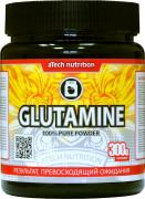 "Глютамин aTech Nutrition ""Glutamine Pure Powder 100%"", 300 г"