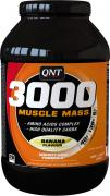 QNT 3000 Muscle Mass, Банан, 1,3 кг