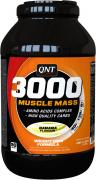 QNT 3000 Muscle Mass, Банан, 4,5 кг