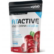 Изотоник VPLab Fit Active + CoQ10 клюква 500 г