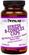 Витамины и Минералы Twinlab Stress B-complex 100 cap